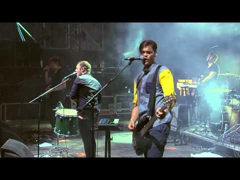 Everything Everything Live - Don't Try @ Sziget 2013