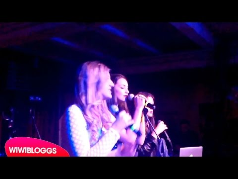 """Anita Simoncini and The Peppermints """"Skinny Love"""" live @ San Marino Party 
