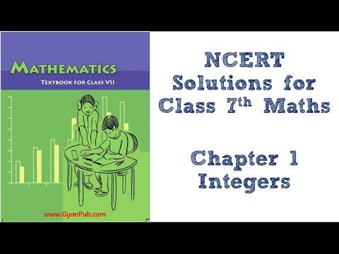 NCERT Solutions for Class 7 Maths Chapter 1 Integers Ex 1 2 Q4