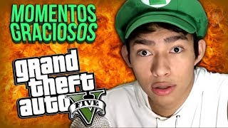 SI TE RIES PIERDES  FERNANFLOO GTA 5  NIVEL 99999999% IMPOSIBLE  VIDEOS GRACIOSOS