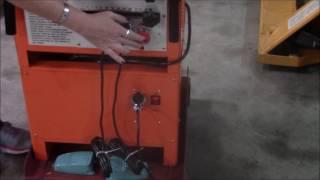 Baron Tools RBC-25 Rebar Bender