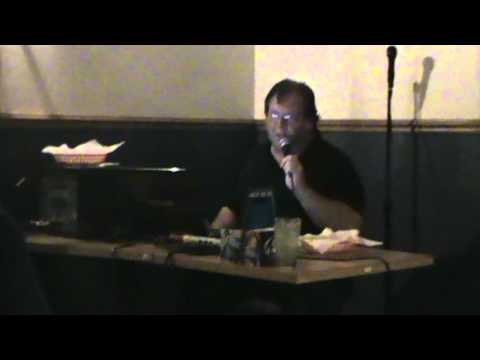 """Ring of Fire"" sang by Ken Yahnke (a Johnny Cash hit) at Wanted Man Karaoke"