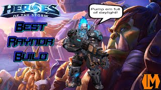 Best Raynor Build // Heroes of the Storm