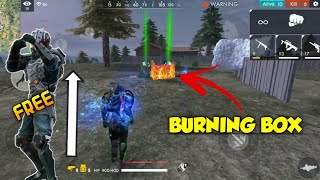 NEW RAMPAGE MODE 10 KILL !!! | HOW TO GET BURNING BOX FREE ?? - Garena Free Fire !