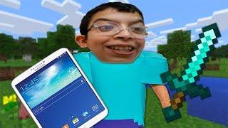 Minecraft Tablet Açılımı ( Tablet Reis ) - HIYAR ÇIKTI