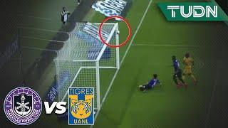 ¡Al poste! Mazatlán se salva de milagro  Mazatlán 0 - 0 Tigres | Copa por México | TUDN