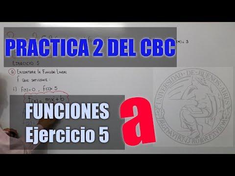 FUNCIONES - PRACTICA 2 DEL CBC - EJERCICIO 5