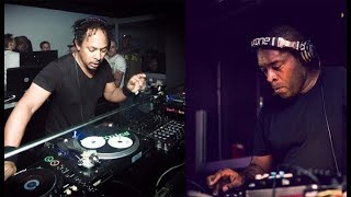 Derrick May & Kevin Saunderson Live @ Dance Valley, Spaarnwoude, Netherlands (02.08.2003.)