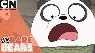 We Bare Bears | Hundred Dollar Baby Bears | Cartoon Network