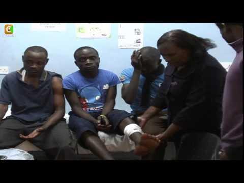 Wanafunzi Wa Kikuyu Campus Kurejea Chuoni Wiki Ijayo