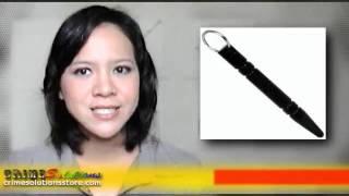Self Defense Products | Kubotans, Pointed Kubotans Review