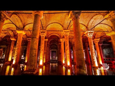 Viking Oceans: Istanbul's Mysterious Basilica Cistern