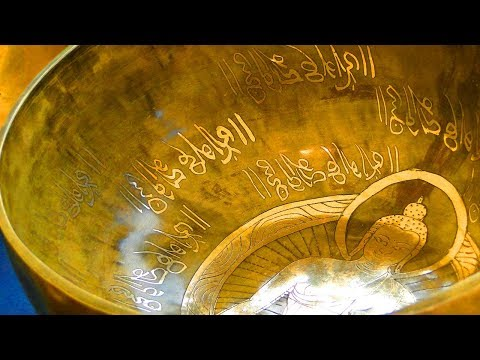 528Hz | Big Tibetan Singing Bowl Music for Healing & Meditation