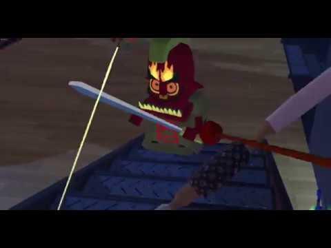 Rec Room Crimson Cauldron Speed Run 14:09