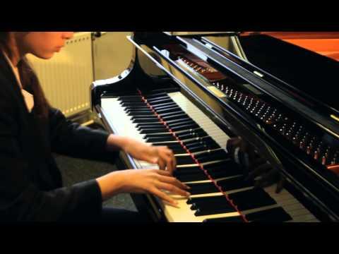 Llandaff Cathedral School and Yamaha Pianos