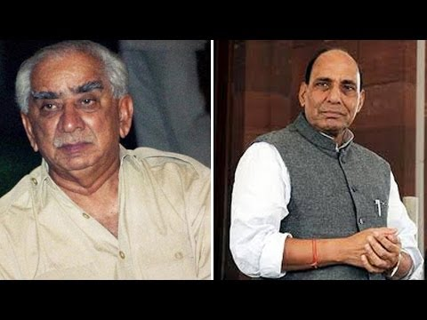BJP has immense respect for Jaswant Singh: Rajnath