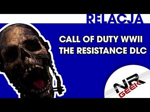 Call of Duty World War II - The Resistance DLC - Vlog / Gameplay thumbnail