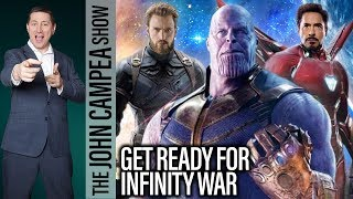 Avengers Infinity War: The Big Pieces The Movie Might Be Missing - The John Campea Show