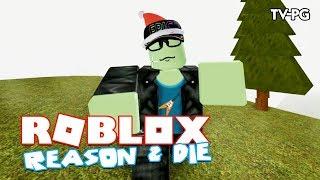 CHRISTMAS ZOMBIES!!   Roblox Reason 2 Die