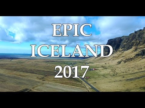 DaneWithADrone - Epic Iceland 2017
