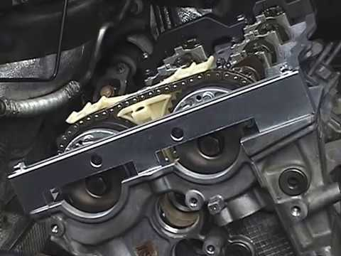 BMW N45 Timing - YouTube