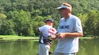 3B Outdoors TV - Nathan Light & Brad Burkhart on Norris Lake, TN