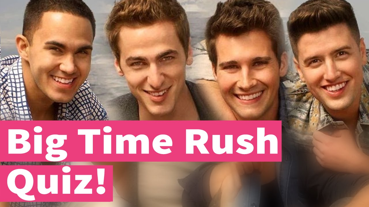 Which Member Of Big Time Rush Is Your Soulmate