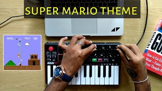 Super mario theme (Live cover) Images
