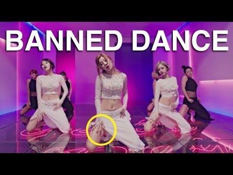 [Kpop Leader] Kpop Banned Dance: MV vs LIVE