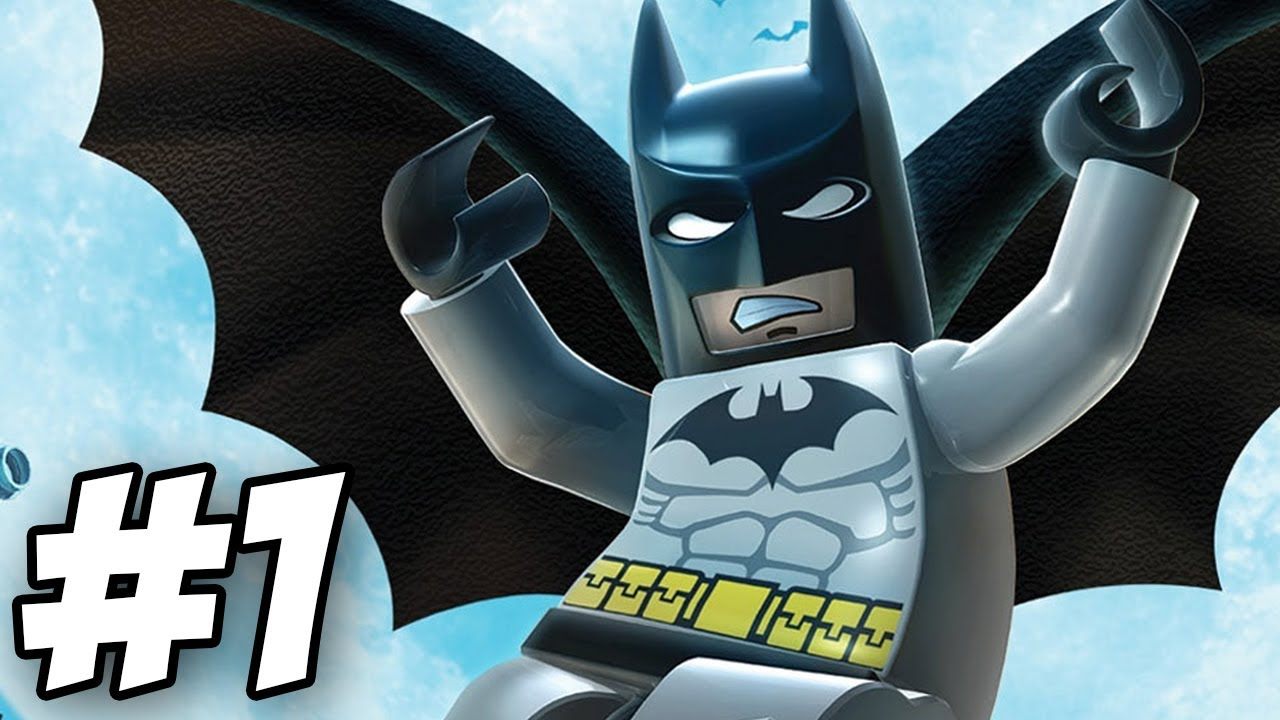 Lego Batman: The Videogame Walkthrough   You Can Bank On ...