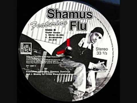 Shamus - Tight Team (feat. Flu) (prod. by Buckwild)