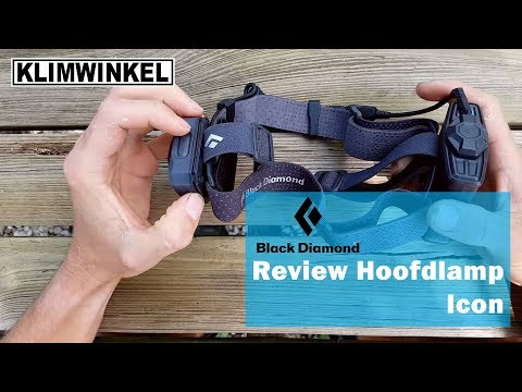 Black Diamond Icon Review Klimwinkel