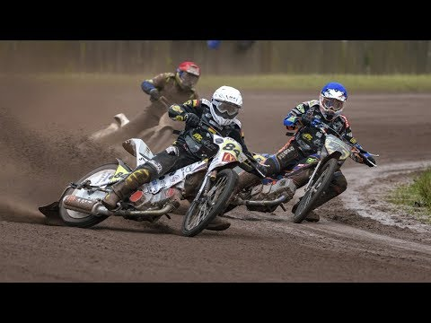 FIM LONG TRACK WORLD CHAMPIONSHIP 2018