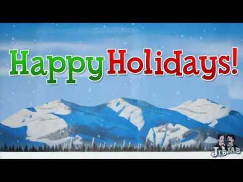 Holiday Greetings from the UWT study abroad team!