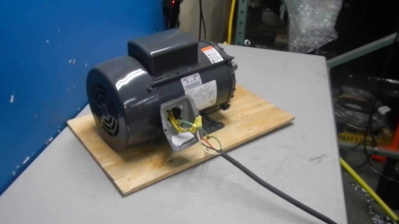 maxresdefault us motors 5 hp tefc motors nb343 youtube