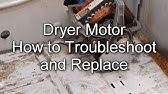 Dryer Repair will not start -Whirlpool,Maytag,KitchenAid,Sears ... on