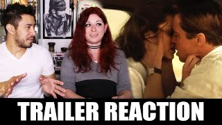 ALLIED | Brad Pitt | Trailer Reaction Discussion by Jaby & Meghan!