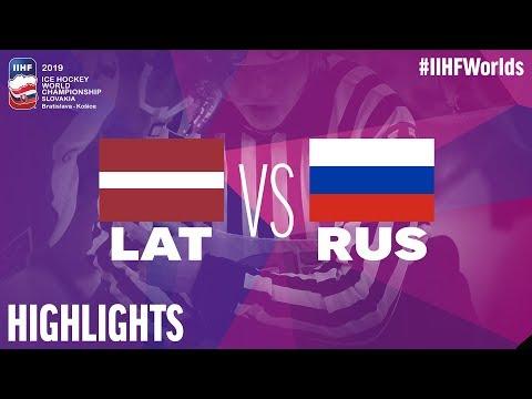 Latvia vs. Russia