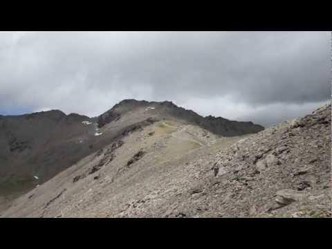 2012 07 13 Grand Glaiza 3293 m vanaf  Le Lombard 1914 m