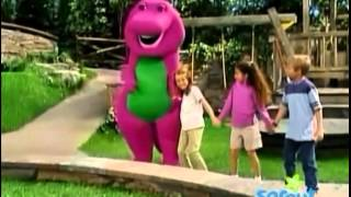 Barney & Friends I Love You 2000 Version