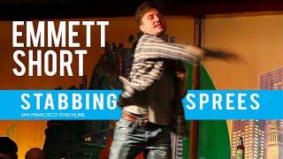 Stabbing Sprees - Standup Comedy - Emmett Short @ The Punchline