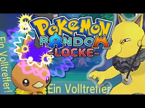 Pokémon Omega Rubin & Alpha Saphir Soul Link (OrAs Randomizer Nuzlocke) #2 ES REGNET KRITS!