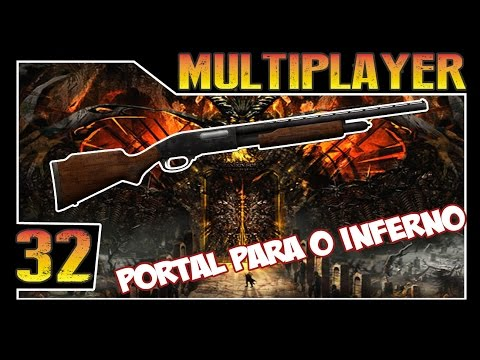 The Last of Us Remastered - Multiplayer Parte 32 - Portal para o INFERNO!
