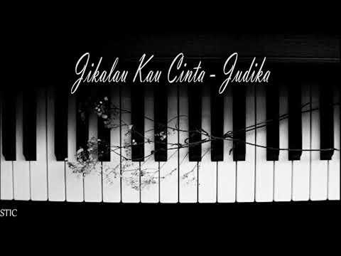 Jikalau Kau Cinta - Judika Piano Instrumental