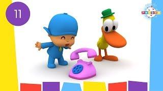 POCOYO WORLD: Who's on the phone? (EP11)