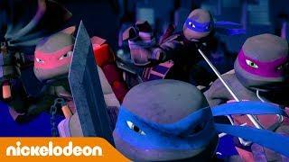 🔴 Смотрите в прямом эфире: Черепашки-ниндзя | На поверхность! | Nickelodeon Россия