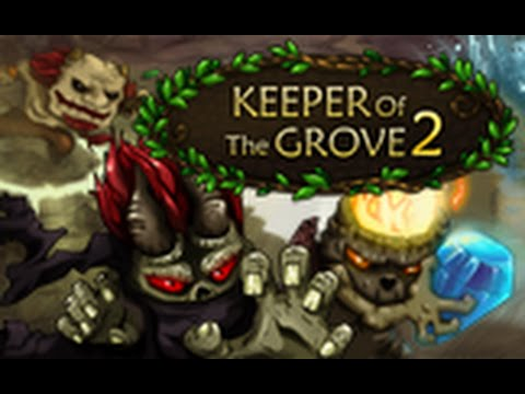 keeper of the grove 2 walkthrough youtube