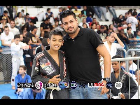 Reportagem Jiu Jitsu Regional Social Kids Osasco 2016