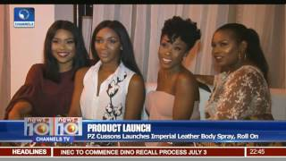PZ Cussons Launches Imperial Leather Body Spray, Roll On