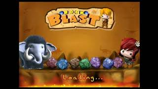 Rock Blast Wii gameplay